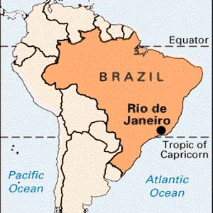Brazil Map Geography Brazil Map Brazil Worldatlas Map