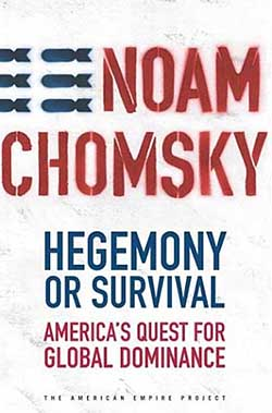 hegemony or survival Amazonin - buy hegemony or survival book online at best prices in india on  amazonin read hegemony or survival book reviews & author details and more  at.