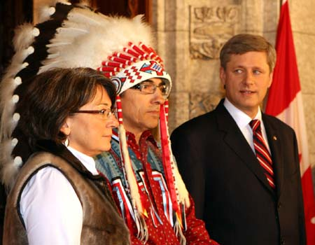 the canadian impact on aboriginal people Canada's acceptance of the united nations declaration on the rights of indigenous peoples: implications for the inuit  canada, society and culture indigenous leader at the 13th annual canadian aboriginal festival  this particular article meant that development and resources extraction happening in areas that could impact indigenous.