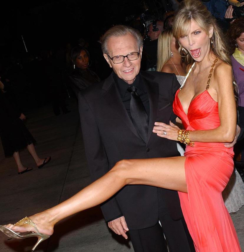 Image result for larry king wife